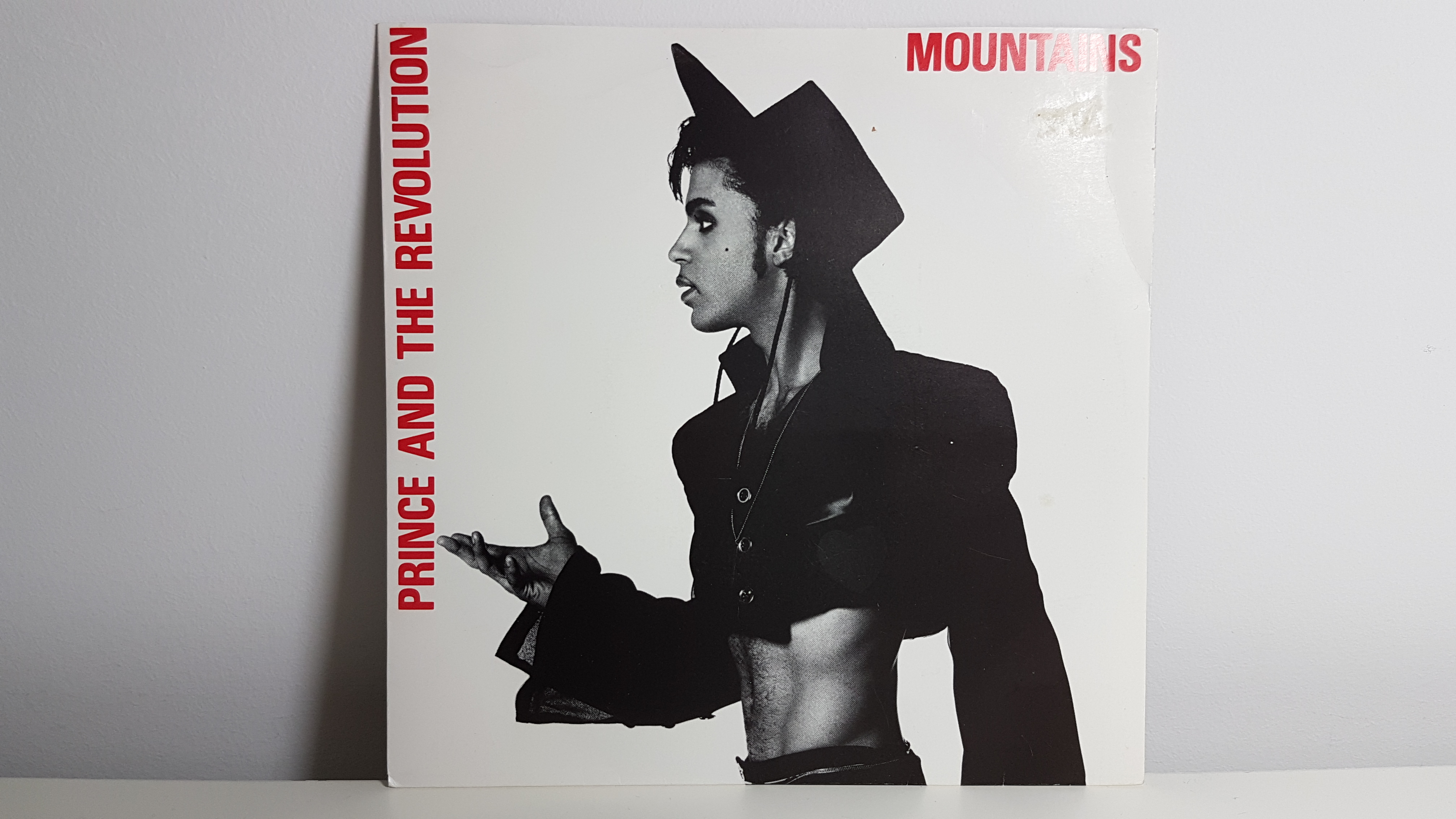 Prince And The Revolution Mountains 7 Quot Used Groove Audio
