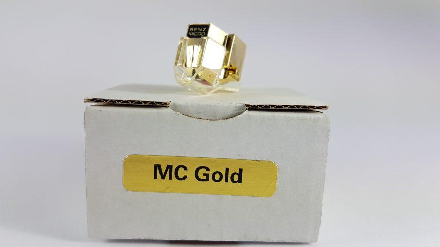 Benz Micro MC Gold Box
