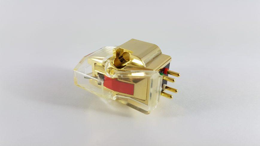 Benz Micro MC Gold - Back