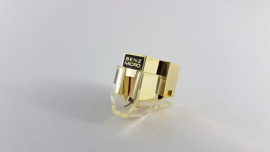 Benz Micro MC Gold Cartridge