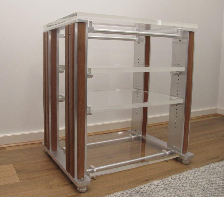 isolation hifi equipment rack