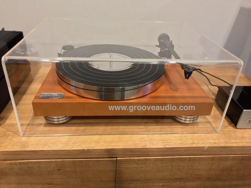 Acoustic Signature Manfred XL MK2